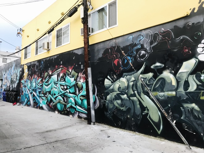 Street Art San Diego California