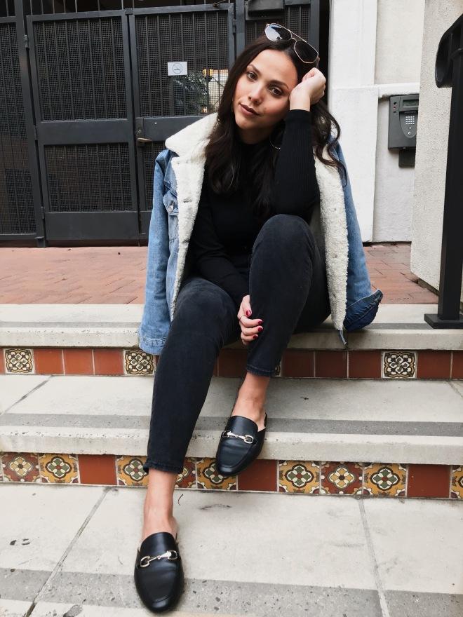 Women's Kona Backless Mule Loafers Moto Oversized Borg Jacket Superstar Geometric Aviator Sunglasses Target Topshop Urban Outfitters San Jose California