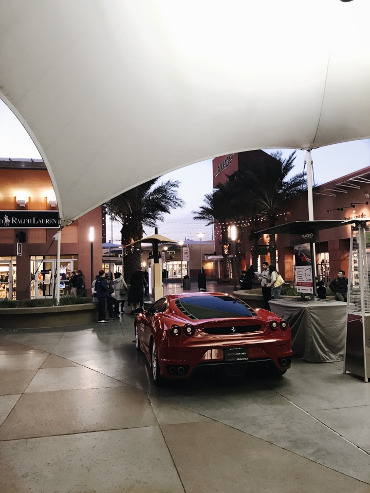 Las Vegas North Premium Outlet Mall