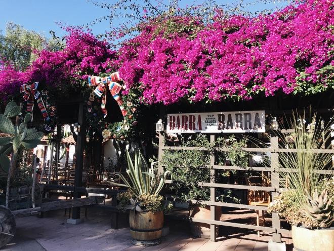 Barra Old Town Saloon San Diego California