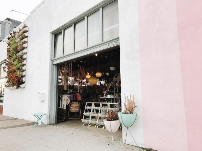 Pigment Shop University Avenue San Diego California