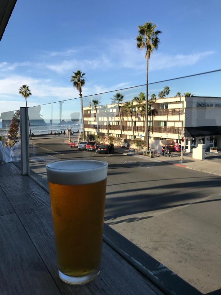 South Beach Bar & Grille San Diego California Beer Ocean Beach