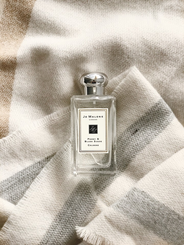 Jo Malone Peony & Blush Suede Perfume