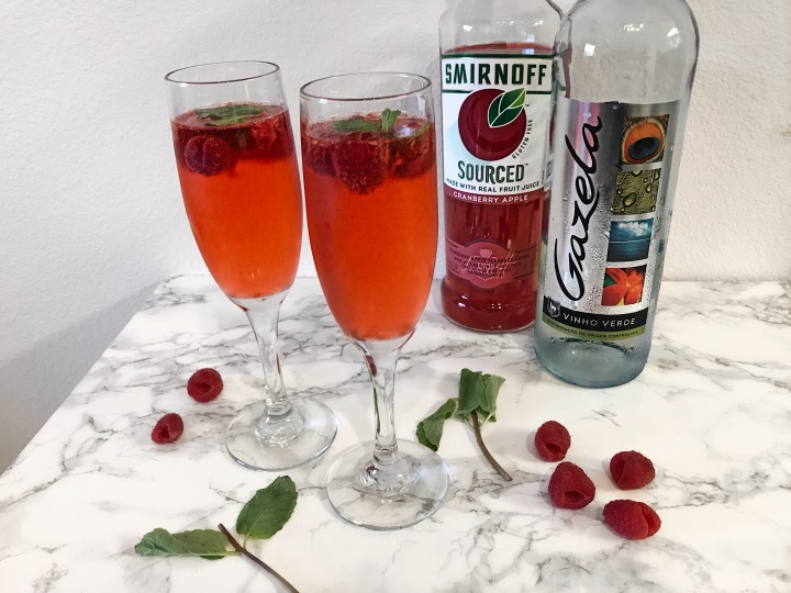 Gazelatini – Easy Valentine's Day Cocktail