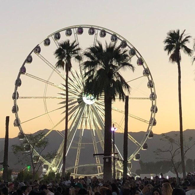 First Coachella Experience and What I'd Do Differently