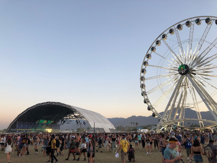 My First Coachella Experience + What I'd Do Differently