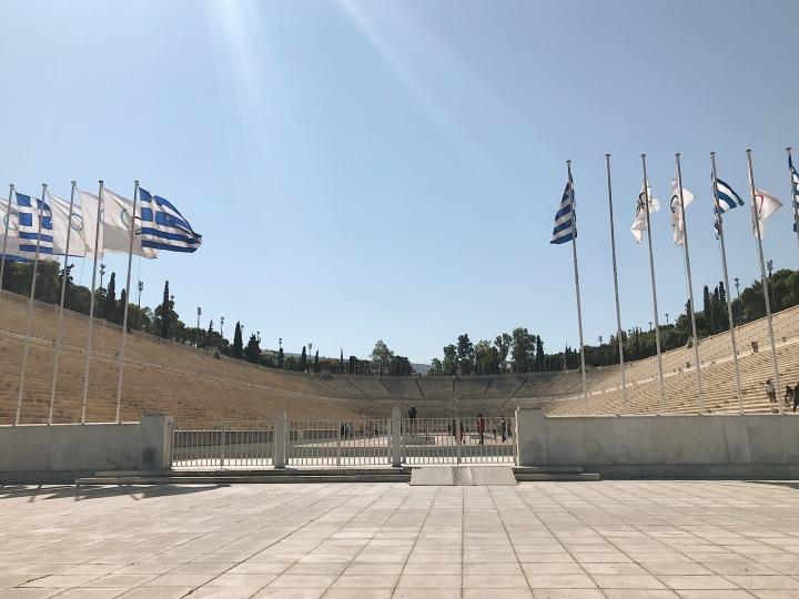 What to see in Athens, Panathenaic Stadium