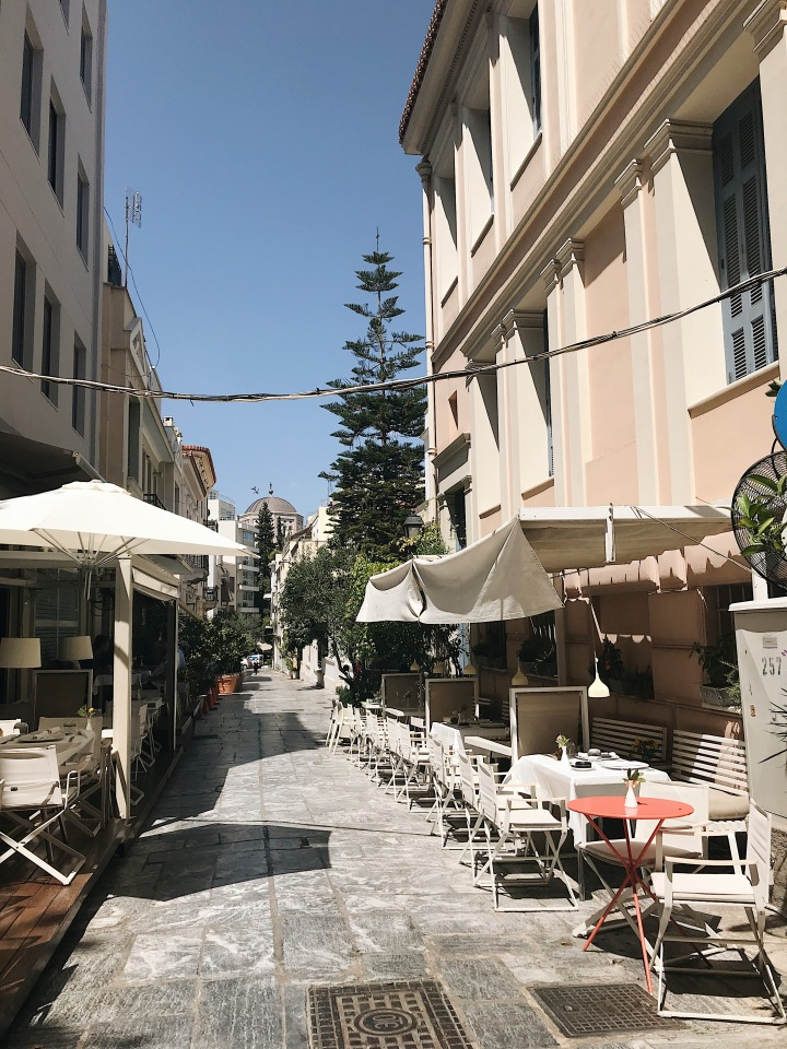 Instagrammable spots in Athens, Plaka