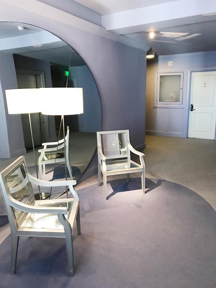 Clift Hotel Lilac Heaven San Francisco