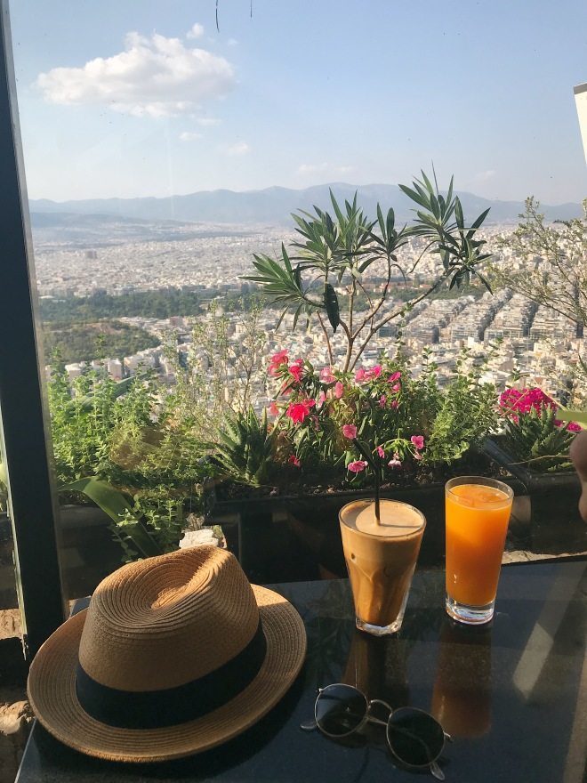 What to see in Athens, Mount Lycabettus