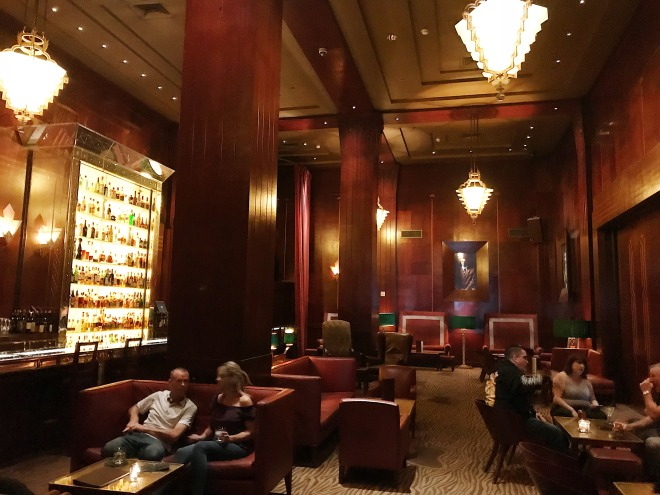 Clift Hotel Redwood Room San Francisco