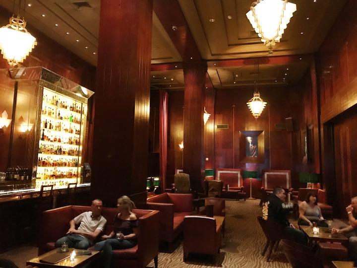 Clift Hotel Redwood Room San Francisco