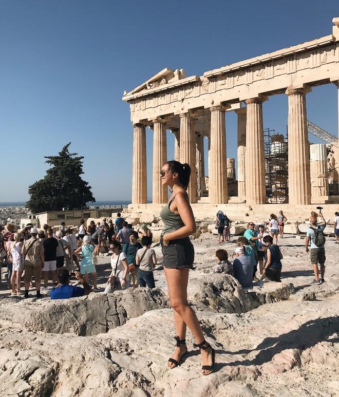 What to see in Athens, Acropolis, Parthenon