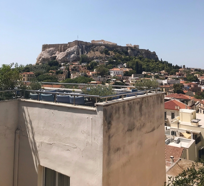 where to stay in Athens, Central Athens Hotel