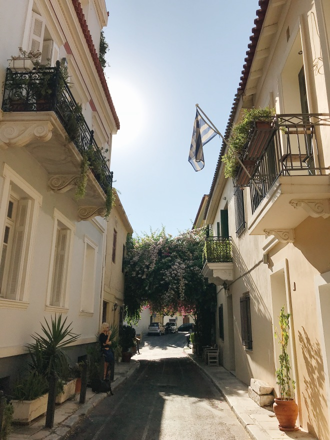 What to see in Athens, Plaka