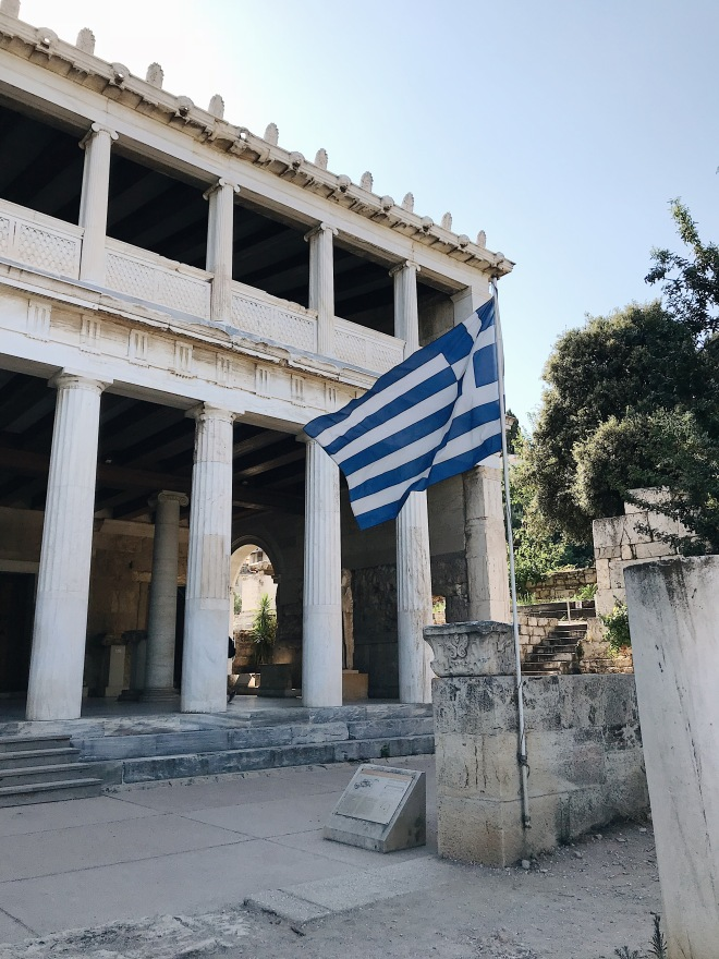 What to see in Athens, Ancient Agora