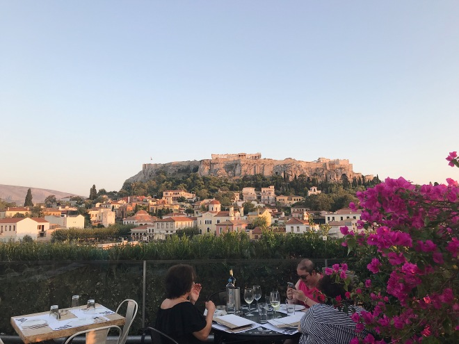 what to eat in Athens, 360 Cocktail Bar