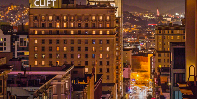 Clift Hotel San Francisco