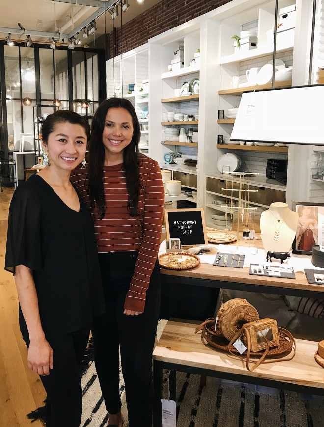sustainable and unique jewelry brand made with buffalo horns in the bay area